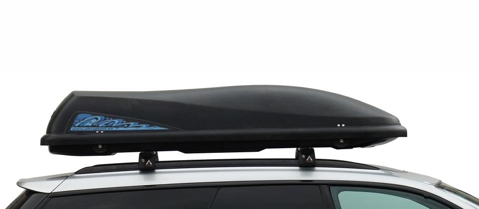 auto dachbox md 15 197x67x37 330 liter black. Black Bedroom Furniture Sets. Home Design Ideas